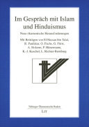 Im Gespr  ch mit Islam und Hinduismus