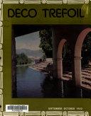 Deco Trefoil Book