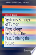 Systems Biology of Tumor Physiology Book
