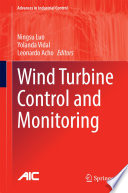 Wind Turbine Control and Monitoring Book