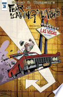 Hunter S  Thompson s Fear and Loathing in Las Vegas  3 Book