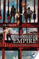 Democratic Empire Book
