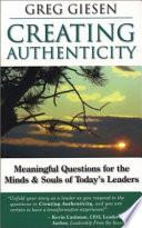 Creating Authenticity