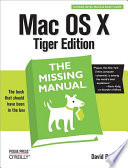 Mac Os X Tiger For Dummies [Pdf/ePub] eBook