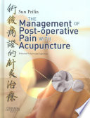 Management of Postoperative Pain with Acupuncture Book