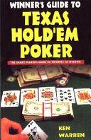 The Winner s Guide to Texas Hold em Poker