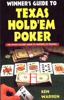 The Winner s Guide to Texas Hold em Poker Book