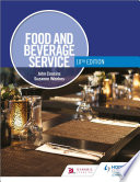 Food and Beverage Service, 10th Edition