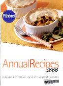 Pillsbury Annual Recipes 2006