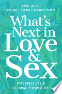 What s Next in Love and Sex