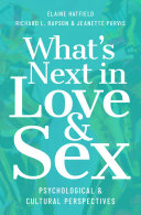 What's Next in Love and Sex