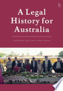 A Legal History for Australia