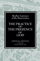 Pdf The Practice of the Presence of God Telecharger