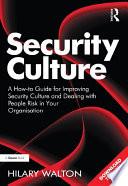 Security Culture Book