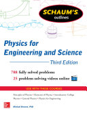 Schaum's Outline of Physics for Engineering and Science Pdf/ePub eBook