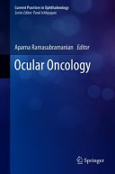 Ocular Oncology Book