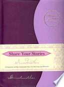 Share Your Stories Grandmother