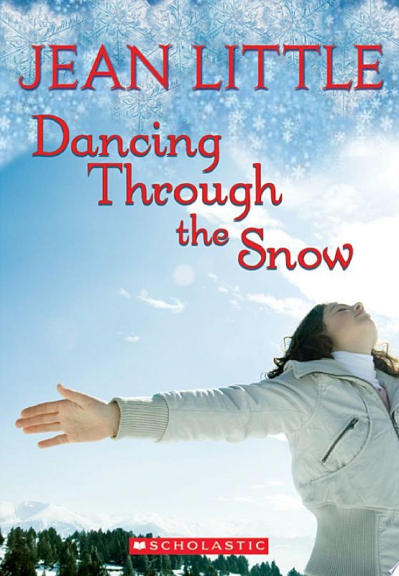 Dancing Through the Snow banner backdrop