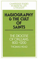 Hagiography and the Cult of Saints