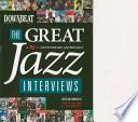 DownBeat   The Great Jazz Interviews Book PDF