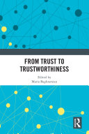 From Trust to Trustworthiness Pdf/ePub eBook