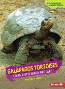 Galapagos Tortoises Book