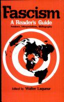 Fascism, a Reader's Guide