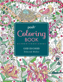 Posh Adult Coloring Book  God Is Good Book