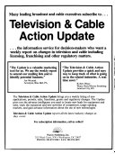 Television and Cable Factbook, 1996