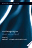 Translating Religion