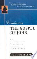 Exploring The Gospel Of John Book PDF