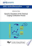 Dynamic Simulation of the Chemical Looping Combustion Process