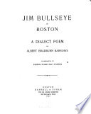 Jim Bullseye in Boston