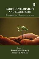 Early Development and Leadership Book