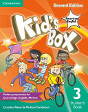 Kid s Box American English Level 3 Student s Book