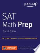 SAT Math Prep Book