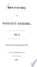 Spirit of the Lakes, and Boatmen's Magazine