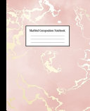 Composition Notebook Book