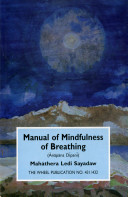 Manual of Mindfulness of Breathing