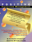 Positive Classroom Management Book