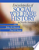 Encyclopedia of Social Welfare History in North America Book
