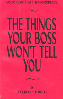 Your Rights in the Workplace   The Things Your Boss Won t Tell You