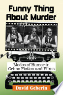 Free Funny Thing About Murder Read Online