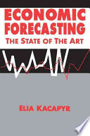 Economic Forecasting Book PDF
