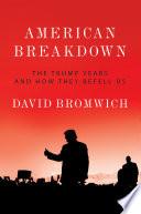 American Breakdown Book PDF