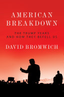 American Breakdown Book