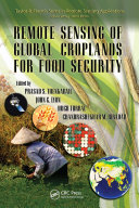 Remote Sensing of Global Croplands for Food Security