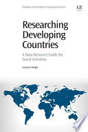 Researching Developing Countries Book