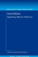 Incivilities