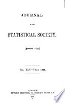 Journal of the Statistical Society